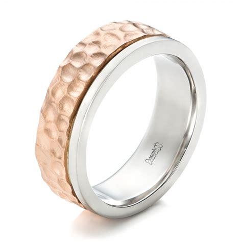 Custom Hammered Twotone Men's Wedding Band #102320. Wedding Kerala Wedding Rings. Outdoors Wedding Rings. Lion Rings. Elegant Wedding Engagement Rings. Lantern Corps Rings. Wolf Paw Wedding Rings. 2.5 Carat Wedding Rings. Diamond Z4 Engagement Rings