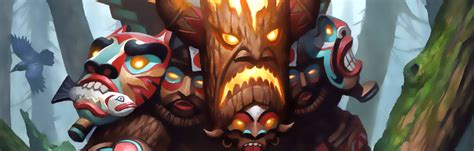 Hearthstone Decks Priest Tgt thijs season 18 tgt midrange totem shaman hearthstone