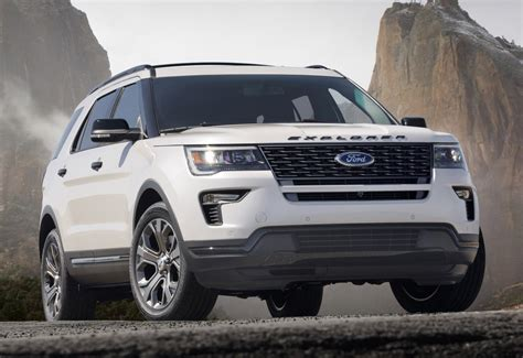 All-new 2020 Ford Explorer Going Rwd-based Thanks To Cd6