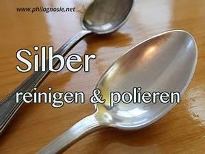 Silber Reinigen Hausmittel : silberreinigung silber silberschmuck silberbesteck ~ Watch28wear.com Haus und Dekorationen