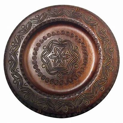 Wooden Carved Plates Wood Plate Hand Bowl