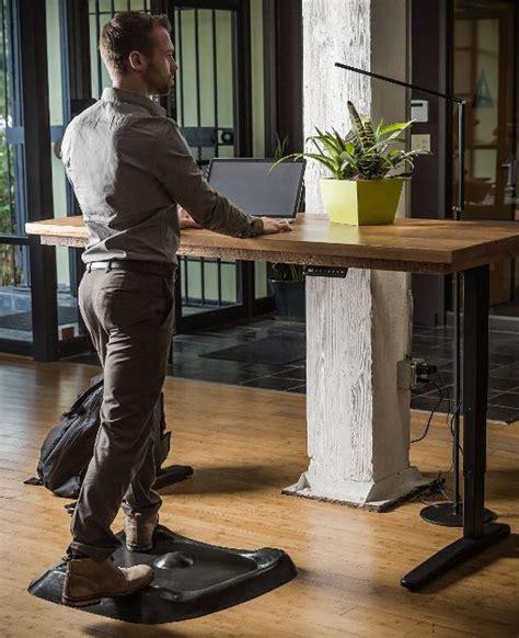 standing desk floor mat whitevan