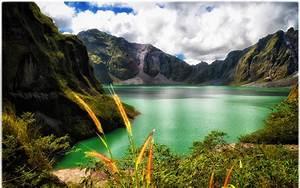 Mountain, Lake, Scenery, Beautiful, Mountain, Scenery, Enlarge, Enlarge, Wallpapers13, Com