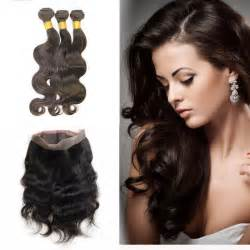 360 Bundles Body Wave with Frontal