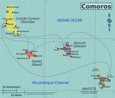 Comoros - Wikitravel