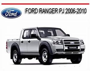 Ford Ranger Pj 2006