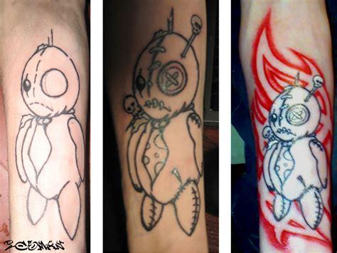 Voodoo Doll Tattoo 2 By Voodoorat On Deviantart