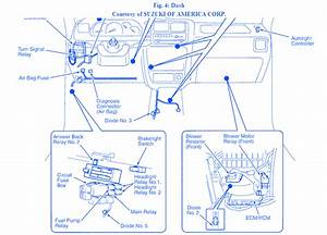 Suzuki Xlt 2002 Fuse Box  Block Circuit Breaker Diagram