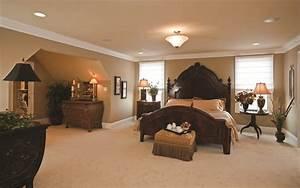 Master bedroom with sitting room | Pinehurst Home Design ...