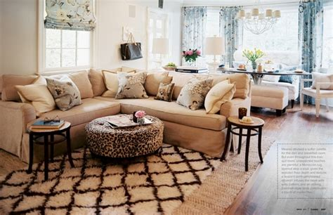 layering area rugs get the look layered rugs boston interiors beyond