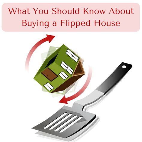 what you need to know about buying a flipped house