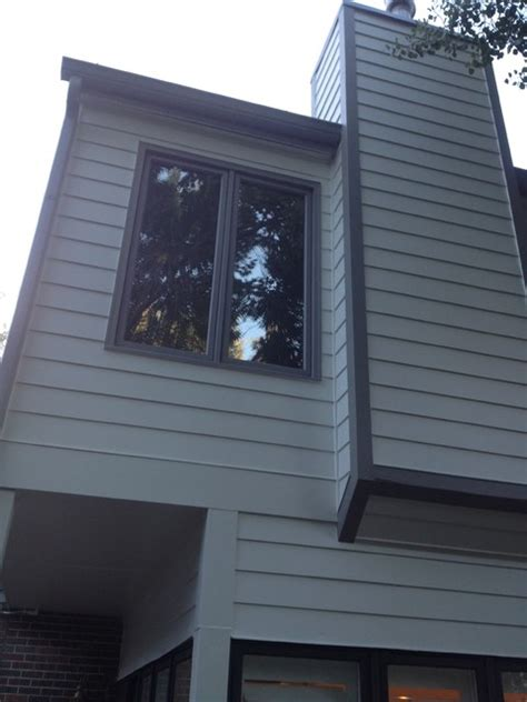mountain view window and door before and after andersen window installation