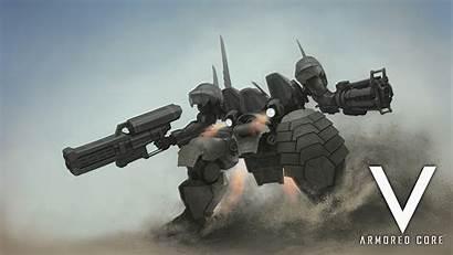 Armored Core Wallpapers Mech Mecha Wiki Wallpaperup