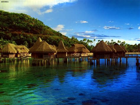 French Polynesia Wallpapers Hd Desktop Wallpaper Collections
