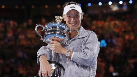 Australian Open 2018: Caroline Wozniacki beats Simona Halep to bag 1st Grand Slam