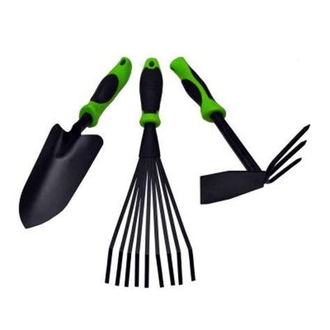 home depot garden tools g f garden tool set 3 10015 the home depot
