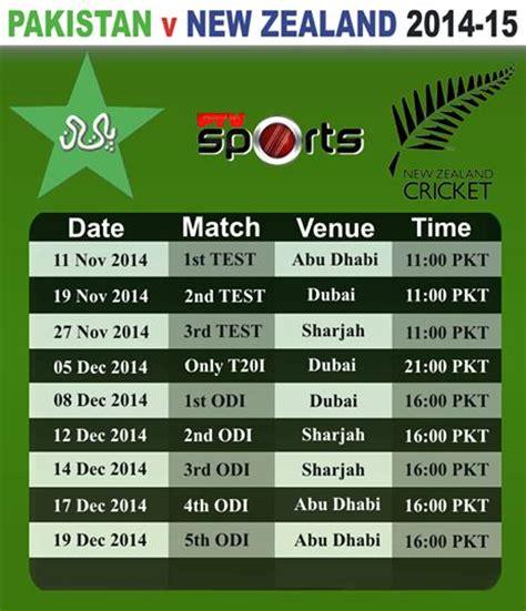 Australian Cricket Tours Of Pakistan
