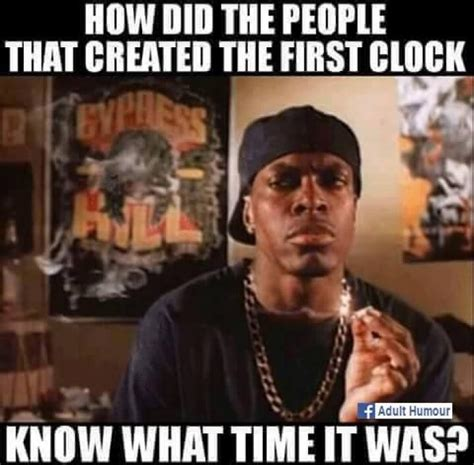 The First Meme - how did the people that created the first clock meme meme collection