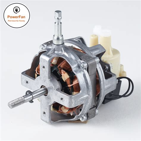 Electric Motor Supply by China Supply Electric Fan Spare Parts 45w Aluminium Ac