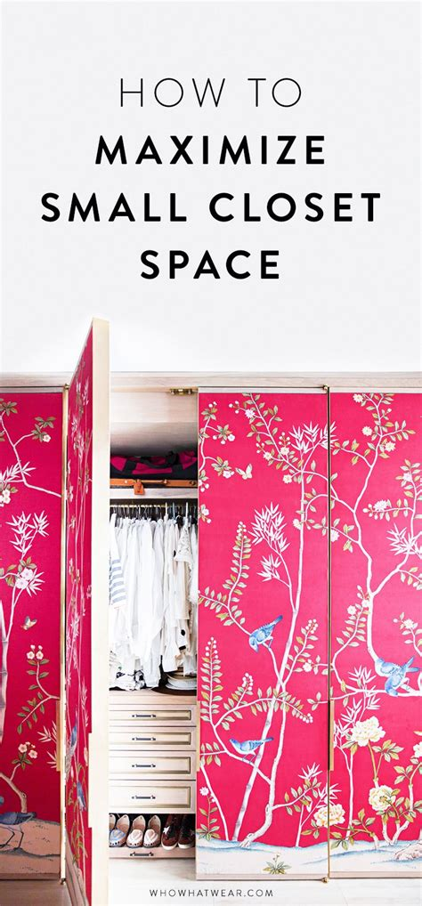 renting 12 smart ways to maximize your small closet space