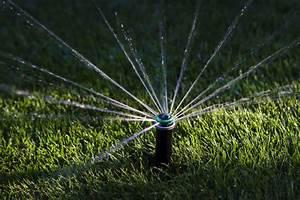 Repairing A Broken Pop-up Sprinkler Head
