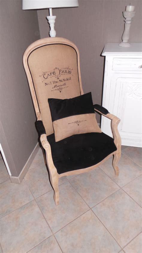 canapé cuir ancien fauteuil voltaire café de luckyfind