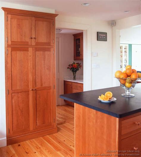 pantry style kitchen cabinets shaker kitchen cabinets door styles designs and pictures