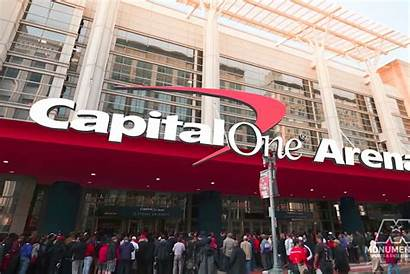 Capital Center Verizon Arena Dc Sign Cafes