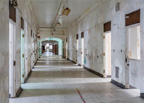 weston lunatic asylum