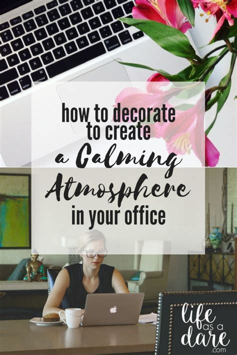How To Decorate Office - 5 ways to make your work environment stress free as