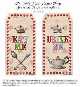 mad hatter tea party quotes quotesgram With alice in wonderland tags template