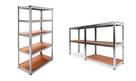 scaffale componibile scaffale componibile in metallo groupon