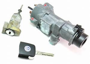 Ignition Lock Set Key Door Handle 98