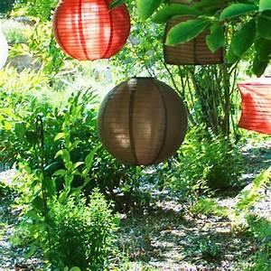 Garten Lampions Wetterfest : solar led laterne wetterfest rund dunkelbraun 20 cm ~ Frokenaadalensverden.com Haus und Dekorationen