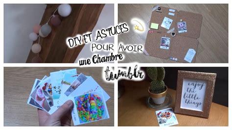 Diy Et Astuces Pour Avoir Une Chambre Tumblr  Diy Room
