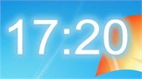 gadget de bureau windows 7 gratuit horloges windows 7 gadgets et agendas à télécharger