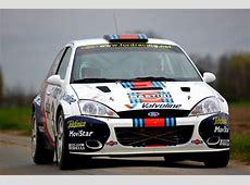 Ford Focus WRC Slowly Sideways UK