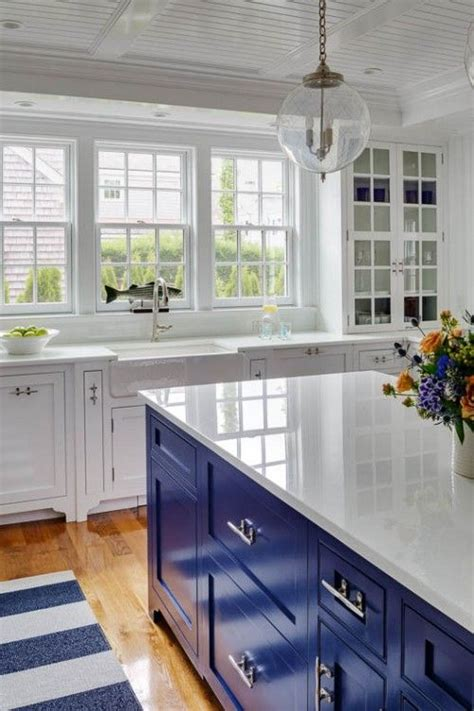 bright colored kitchen the 25 best blue kitchen island ideas on 1797