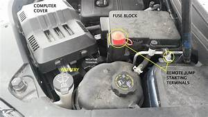 2012 Chevy Traverse Fuse Box Removal  Replace A Fuse 2009 2012 Chevrolet Traverse 2012  2012