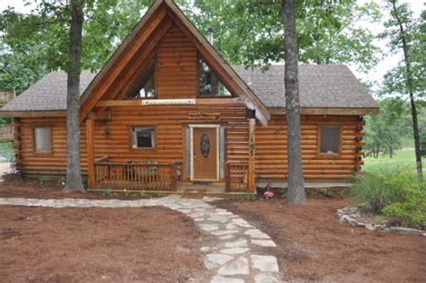 branson cabin rentals branson cabin all wood log cabin tub in woods wifi