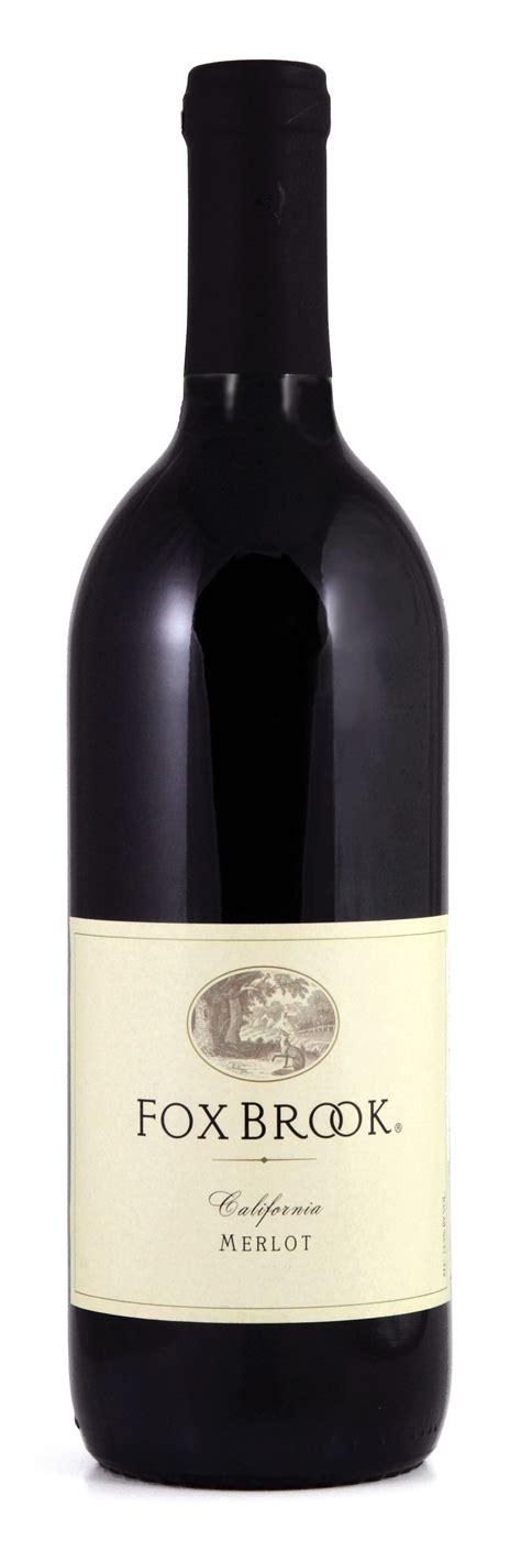 Fox Brook Winery Merlot - Bronco Wine