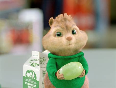 Alvin And The Chipmunks Wallpaper Alvin And The Chipmunks Theodore Smiling Www Pixshark Com Images Galleries With A Bite