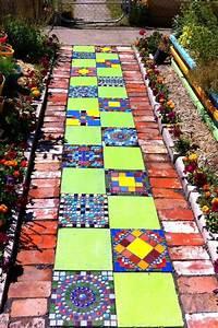 29 Praktische Gartenideen Mit Bodenfliesen Gartenideen