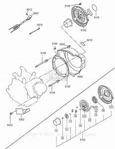 Robin  Subaru Ex400ds5250 Parts Diagram For Cooling  Starting
