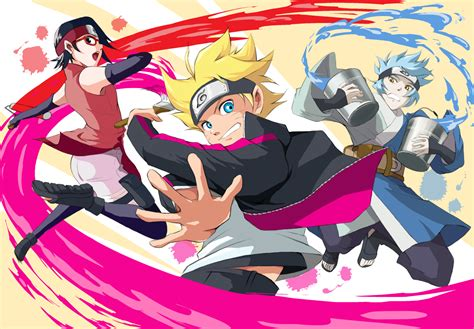 314 Boruto Uzumaki Hd Wallpapers