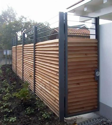 Sichtschutz Garten Zur Straße by Sichtschutz Pflanzen Spalier Im Gleichen Look Wie Der