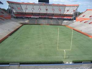 Ben Hill Griffin Stadium Section 57 Rateyourseats Com