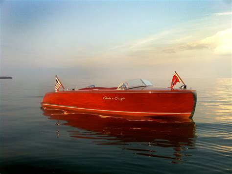 Chris Craft Boats by Do Classic Chris Craft Rivieras Get The Respect They