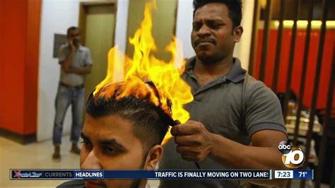 fire   cut hair youtube