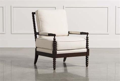 kingsley accent chair living spaces